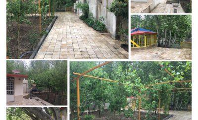 ویدئوی مجموعه ویلاهای باغ بهادران در پُرویلا