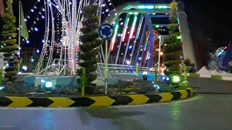 تصاویر شهر باغ بهادران-اشنایی با شهر باغ بهادران زیبا با طبیعت زیبا