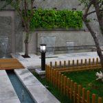 اجاره ویلا لاکچری در باغ بهادران-ویلا لاکچری باغ بهادران