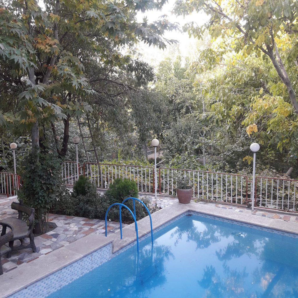 ویلا دوبلکس استخر دار در باغبهادران