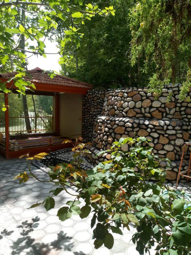اجاره ویلا ساحلی در باغبهادران با استخر سرپوشیده