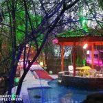 ویلا باغ بهادران با استخرسرپوشیده وسونا