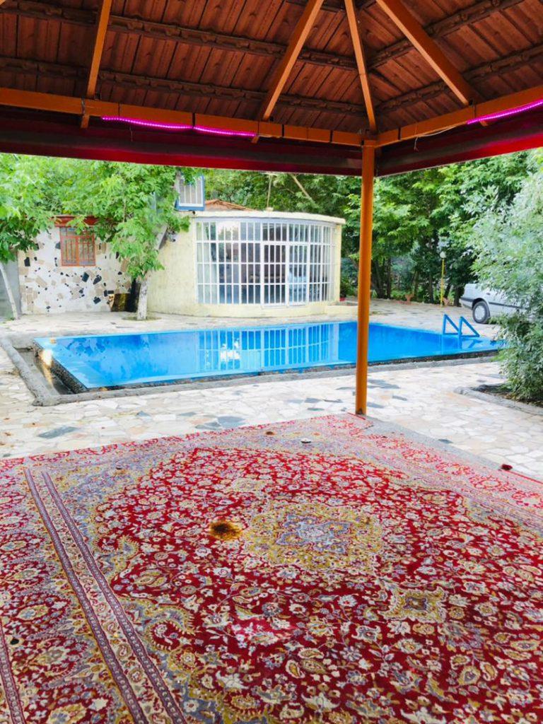 اجاره سوئیت باغ بهادران اصفهان